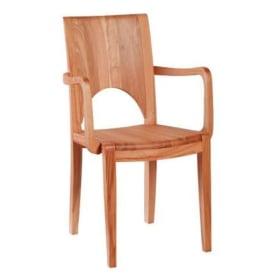 DKK Die Klose Kollektion Sessel S4 Holzsitz/ Holzrücken