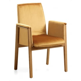 Hartmann Runa Armlehnen-Stuhl Nuri 0637