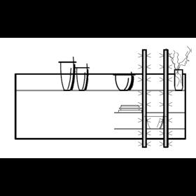 Hausmarke Light Line 3 Design Paneel 590|591 113