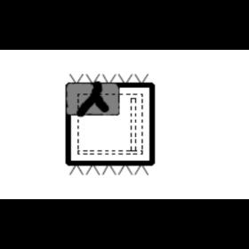 Hausmarke Light Line 3 Designregal 585 113
