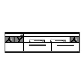 Hausmarke Light Line 3 Medienboard 032 | 033