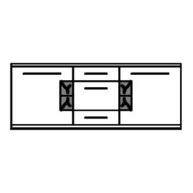 Hausmarke Light Line 3 Sideboard 242 | 262 | 282