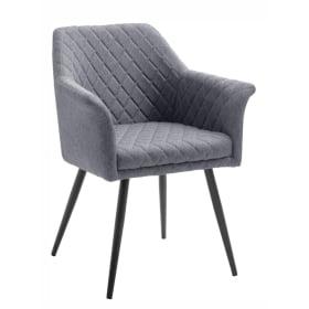 MCA Covina 4 Fuß Stuhl mit Armlehnen CO4S31 (2er-Set)