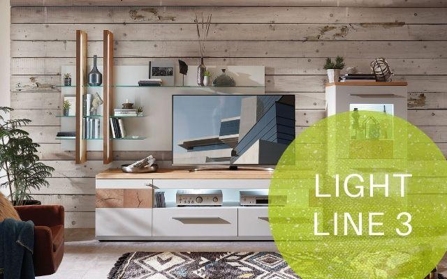 Die Hausmarke Möbel Light Line 3