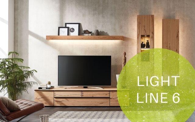 Die Hausmarke Möbel Light Line 6