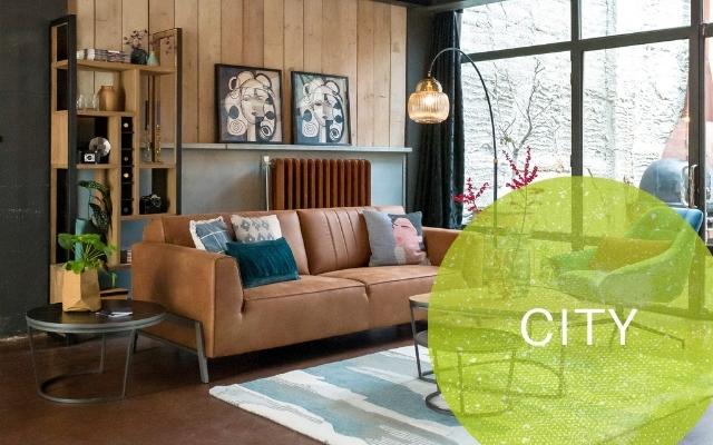 Henders und Hazel City Möbel