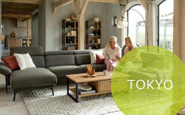 Henders und Hazel Tokyo Möbel