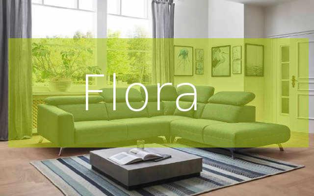 Iwaniccy Sofa Flora