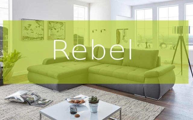Iwaniccy Sofa Rebel