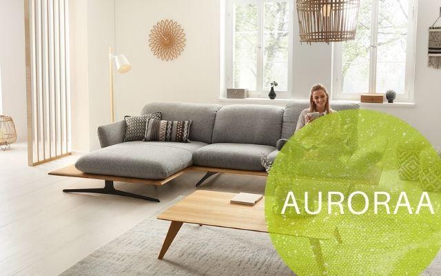 W.Schillig Sofa Auroraa