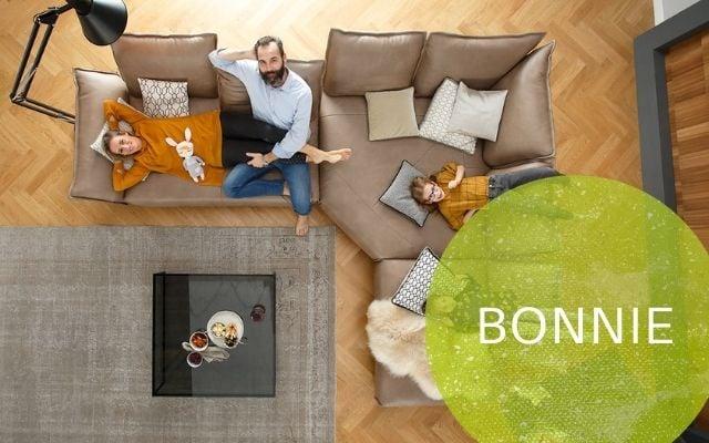 W.Schillig Sofa Bonnie