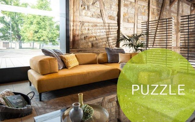 W.Schillig Sofa Puzzle