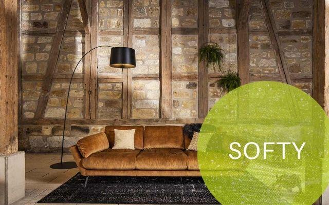 W.Schillig Sofa Softy