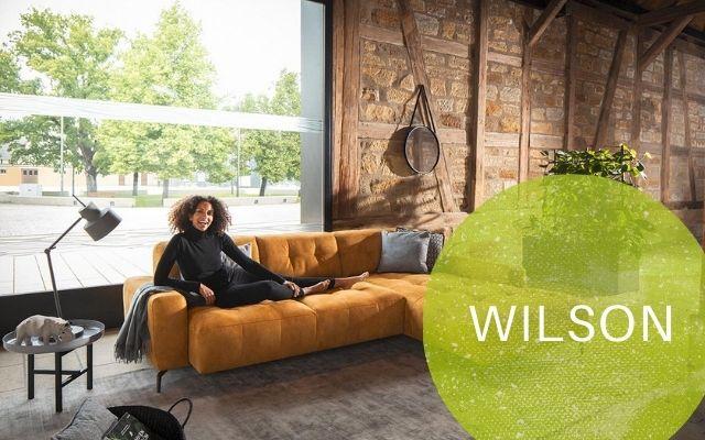 W.Schillig Sofa Wilson
