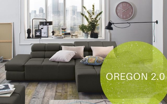 Candy Sofa Oregon 2.0