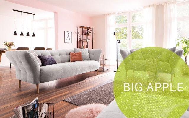 Candy Sofa Big Apple