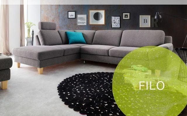 Candy Sofa Filo