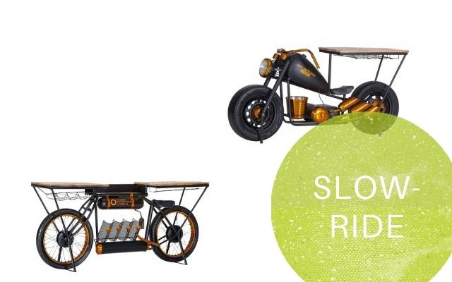 Gutmann Factory Slow Ride