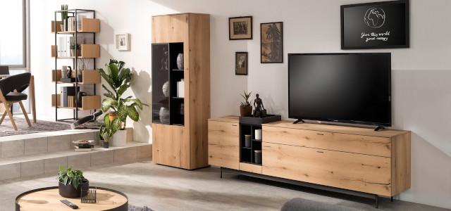 Gwinner Wohndesign - Kastenmoebel der Serie Style